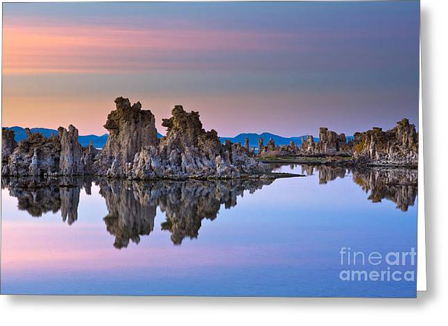 Mono Lake #2 Greeting Card