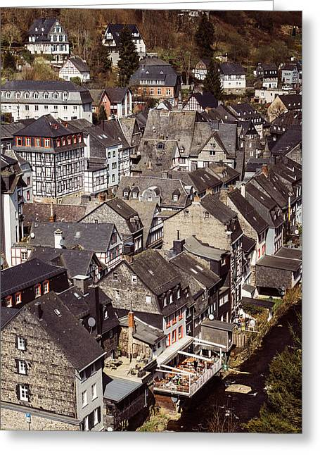 Monschau Greeting Card