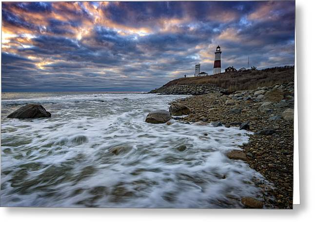 Montauk Morning Greeting Card