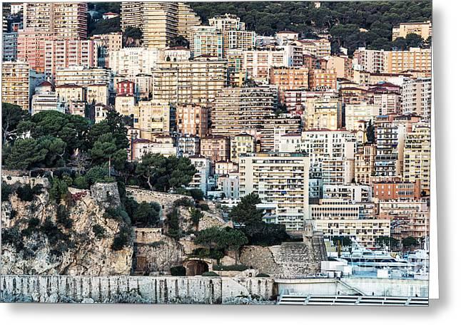 Monte Carlo Greeting Card by John Greim