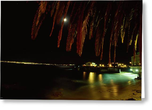 Monterey Bay - Cannery Row Greeting Card by Soli Deo Gloria Wilderness And Wildlife Photography