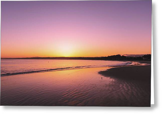 Monterey Beach Greeting Card