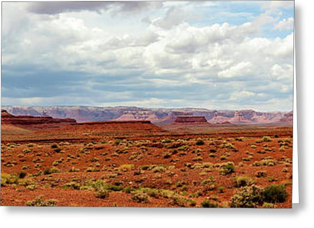 Monument Valley, Utah Greeting Card