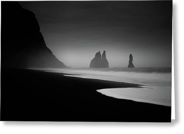 Somber greeting cards fine art america monuments at dawn greeting card m4hsunfo