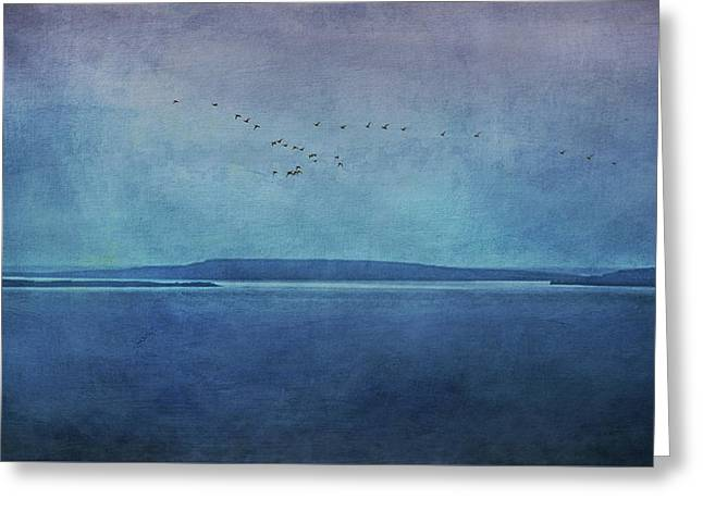Moody  Blues - A Landscape Greeting Card