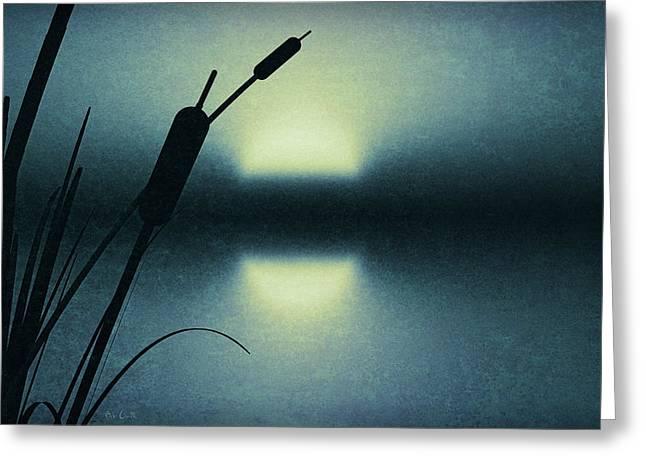 Moonrise Greeting Card