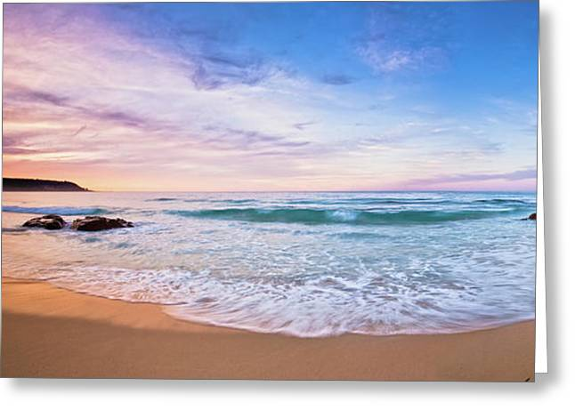 Bunker Bay Sunset, Margaret River Greeting Card