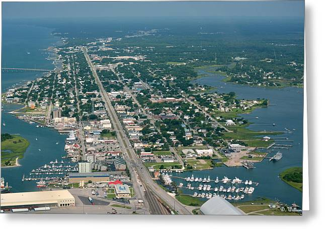 Morehead City Greeting Card