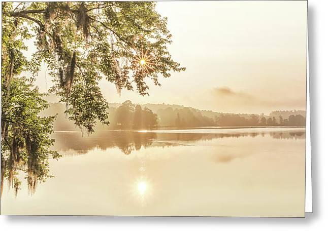 Morning Greeting Card by Ahmed Shanab