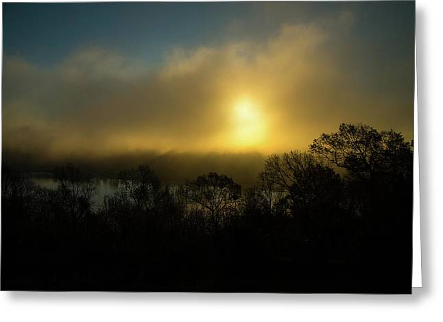 Morning Arrives Greeting Card by Karol Livote