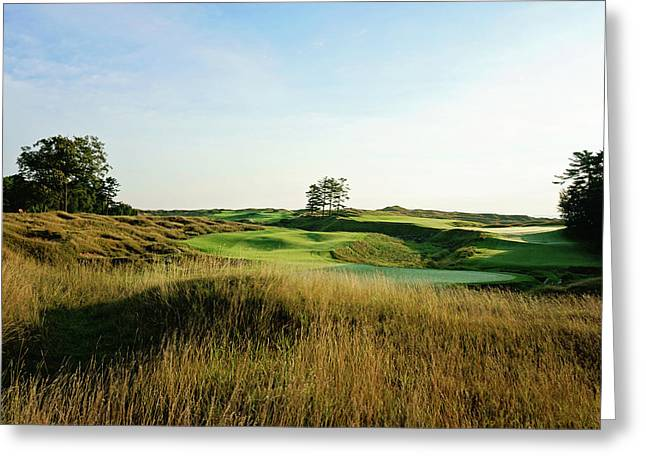 Morning At The Straits Greeting Card by Scott Pellegrin