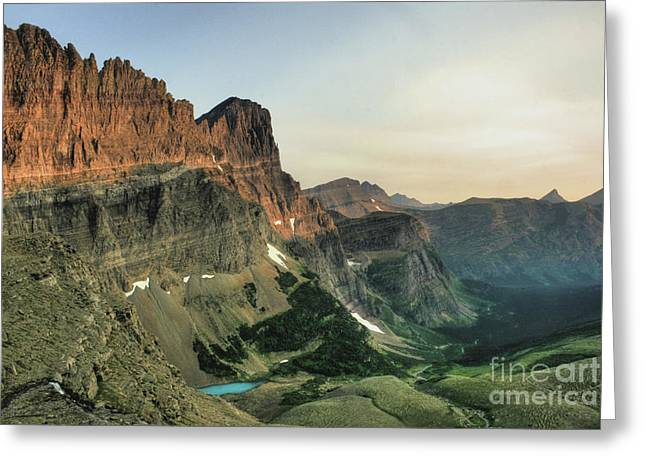 Morning Bliss Greeting Card by Dave Hampton Photography