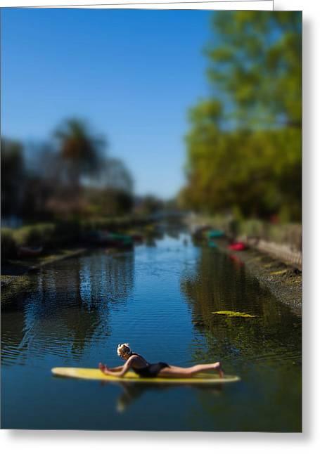 Morning Breath Greeting Card by Jae Feinberg