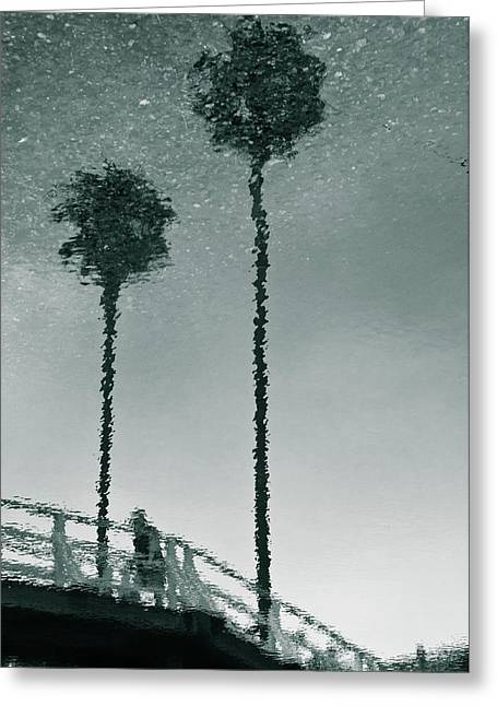 Greeting Card featuring the photograph Morning by Kevin Bergen