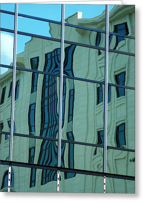 Morning Reflection Greeting Card by Don Prioleau