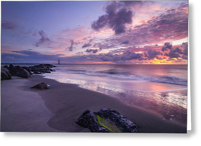 Morning Rise Greeting Card by Steve DuPree