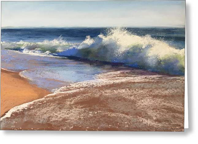Morning Spread Greeting Card by Jeanne Rosier Smith
