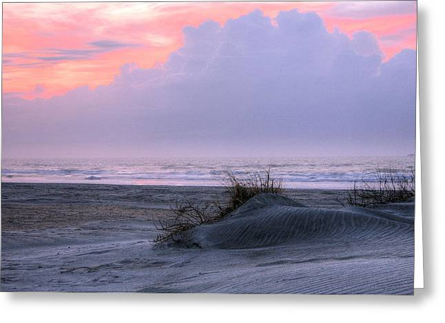 Wrightsville Greeting Cards - Morning Thunder Greeting Card by JC Findley