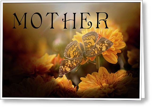 Mother Art Greeting Card