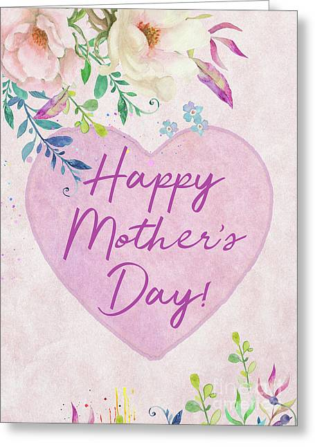 Mother's Day Wishes Greeting Card