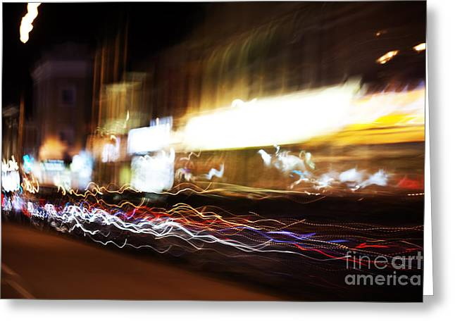 Motion 6145 Greeting Card