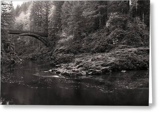 Moulton Bridge Greeting Card