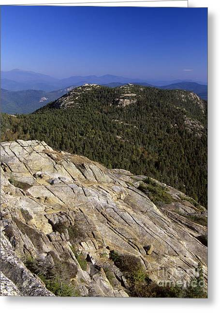 Mount Chocorua - White Mountains New Hampshire Usa Greeting Card by Erin Paul Donovan
