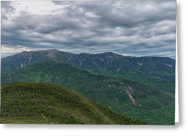 Mount Lafayette Greeting Card by Brian MacLean