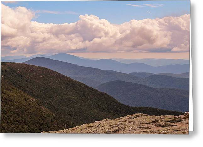 Mount Mansfield Vermont Greeting Card