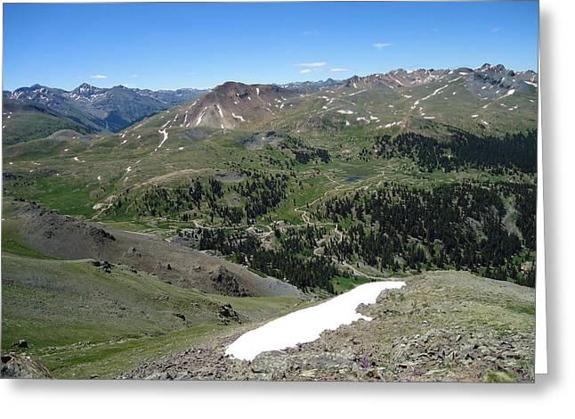 Colorado Mountain 10 Greeting Card