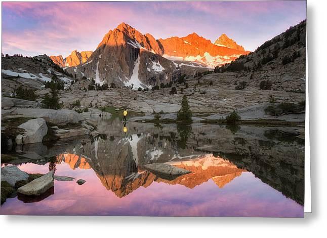 Mountain Air  Greeting Card