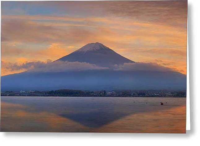Mountain Fuji Greeting Card