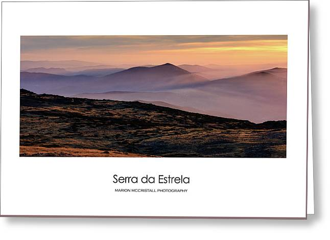 Greeting Card featuring the photograph Mountain Mist Poster by Marion McCristall