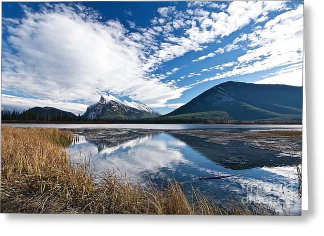 Mountain Splendor Greeting Card