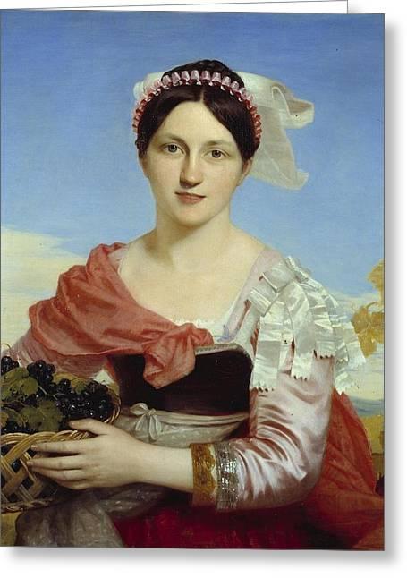 Mrs Charles H Bellenden Ker Greeting Card