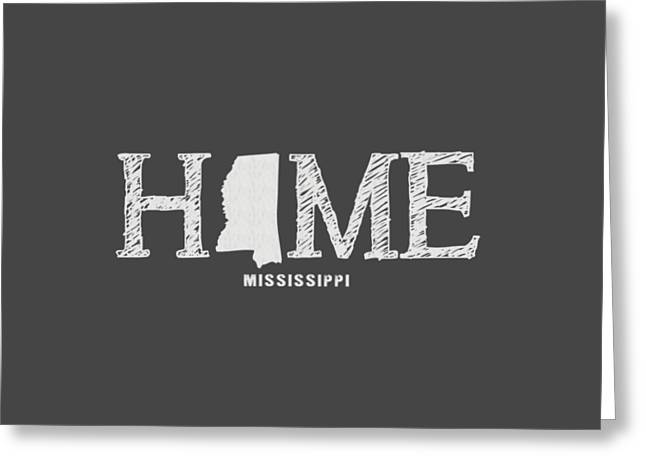 Ms Home Greeting Card by Nancy Ingersoll