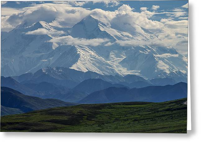 Denali Greeting Card