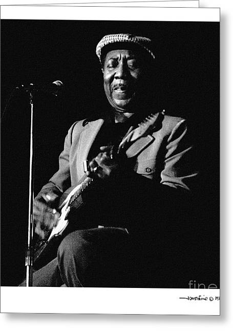 Muddy Waters 2 Greeting Card