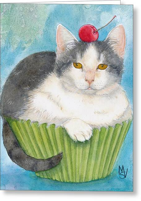 Muffin Of Animal Rescue And Foster Greeting Card
