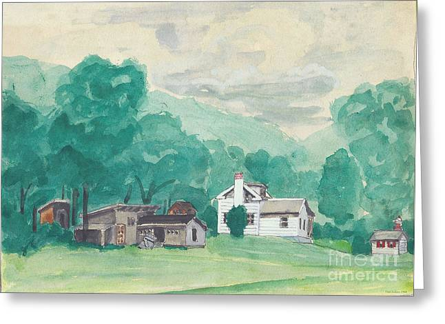 Murray Hollow Farm Greeting Card