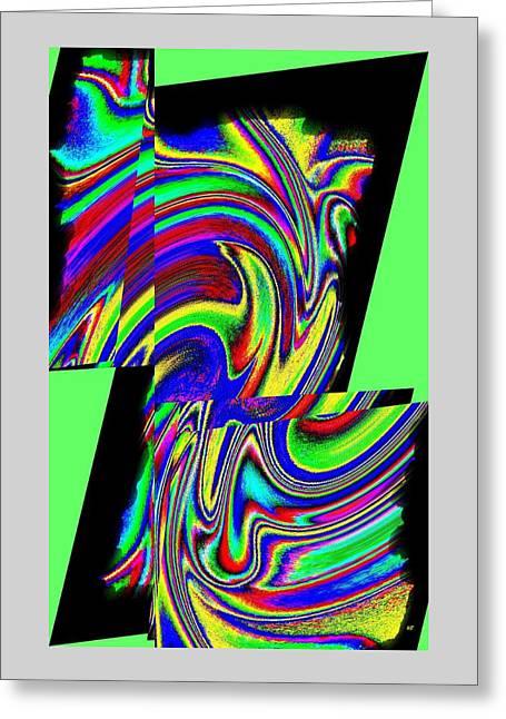 Muse 46 Greeting Card