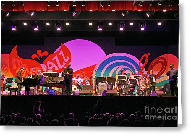 Music_d7427 Greeting Card by Craig Lovell