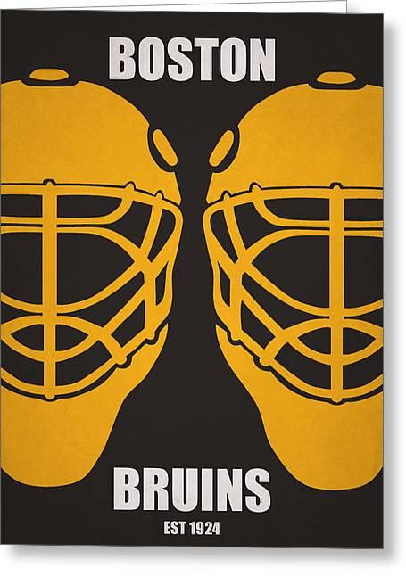 My Boston Bruins Greeting Card