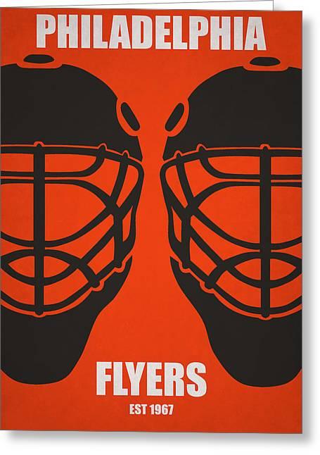 My Philadelphia Flyers Greeting Card