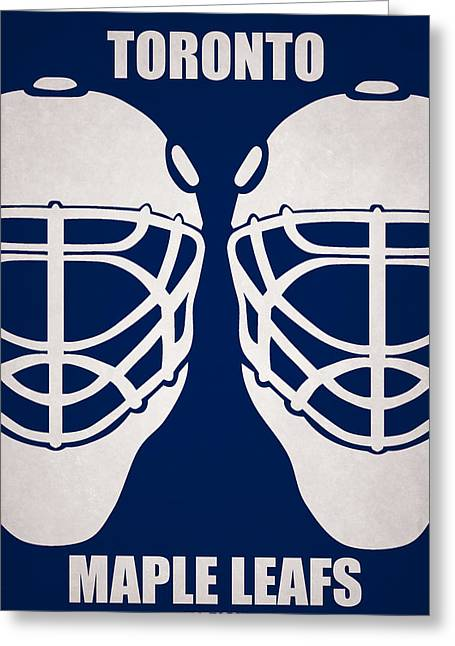Toronto maple leafs greeting cards fine art america my toronto maple leafs greeting card bookmarktalkfo Images