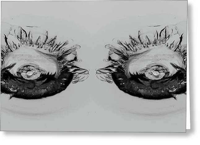 My What Pretty Eyes You Have Greeting Card