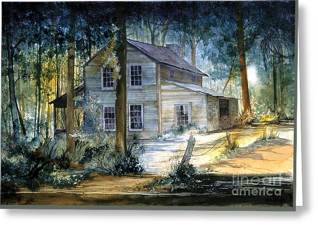 Myakka House Greeting Card