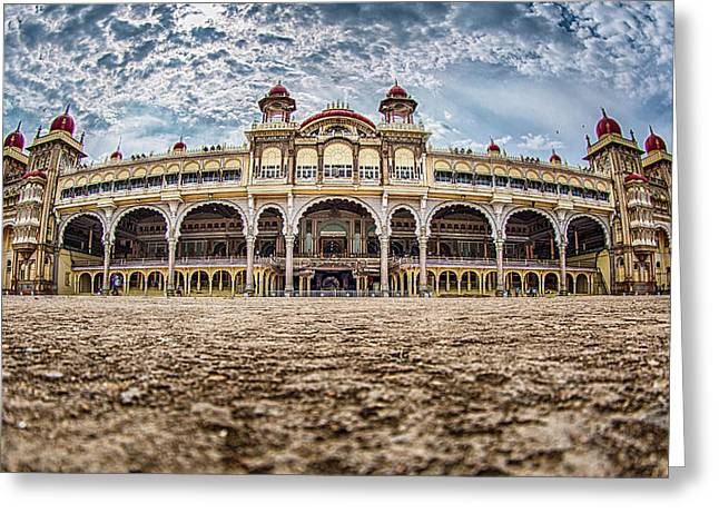 Mysore Palace Greeting Card
