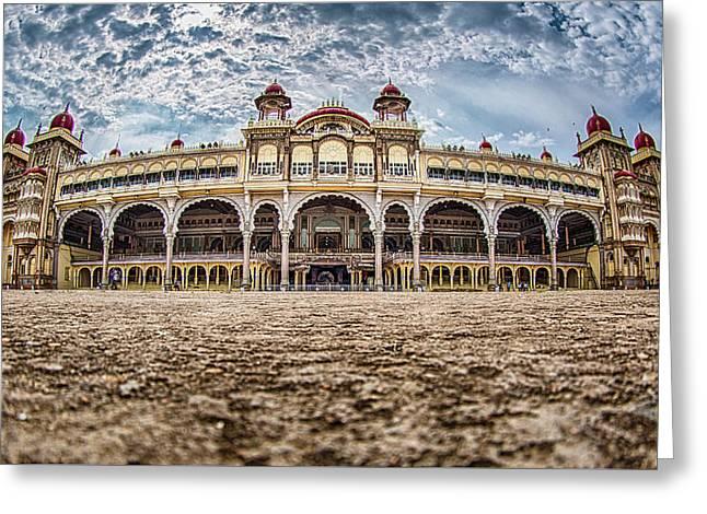 Mysore Palace Greeting Card