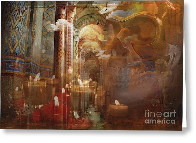 Mysteries 2015 Greeting Card